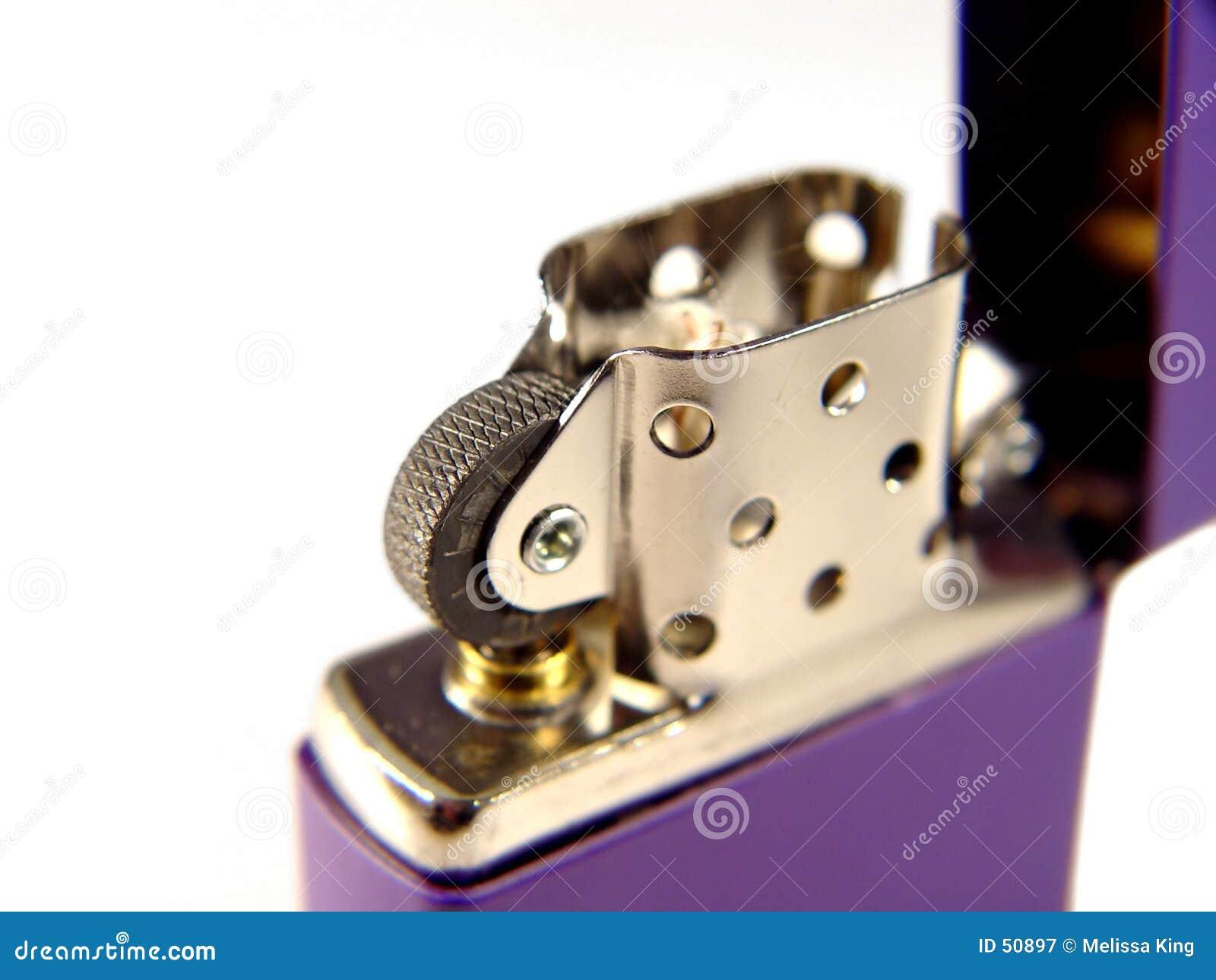 пурпур лихтера flip