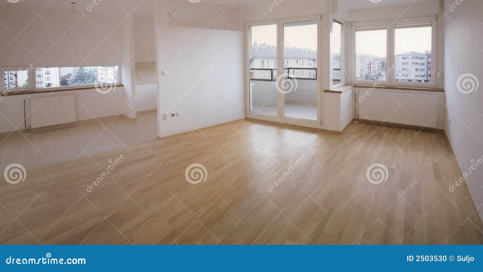 Квартира пустая