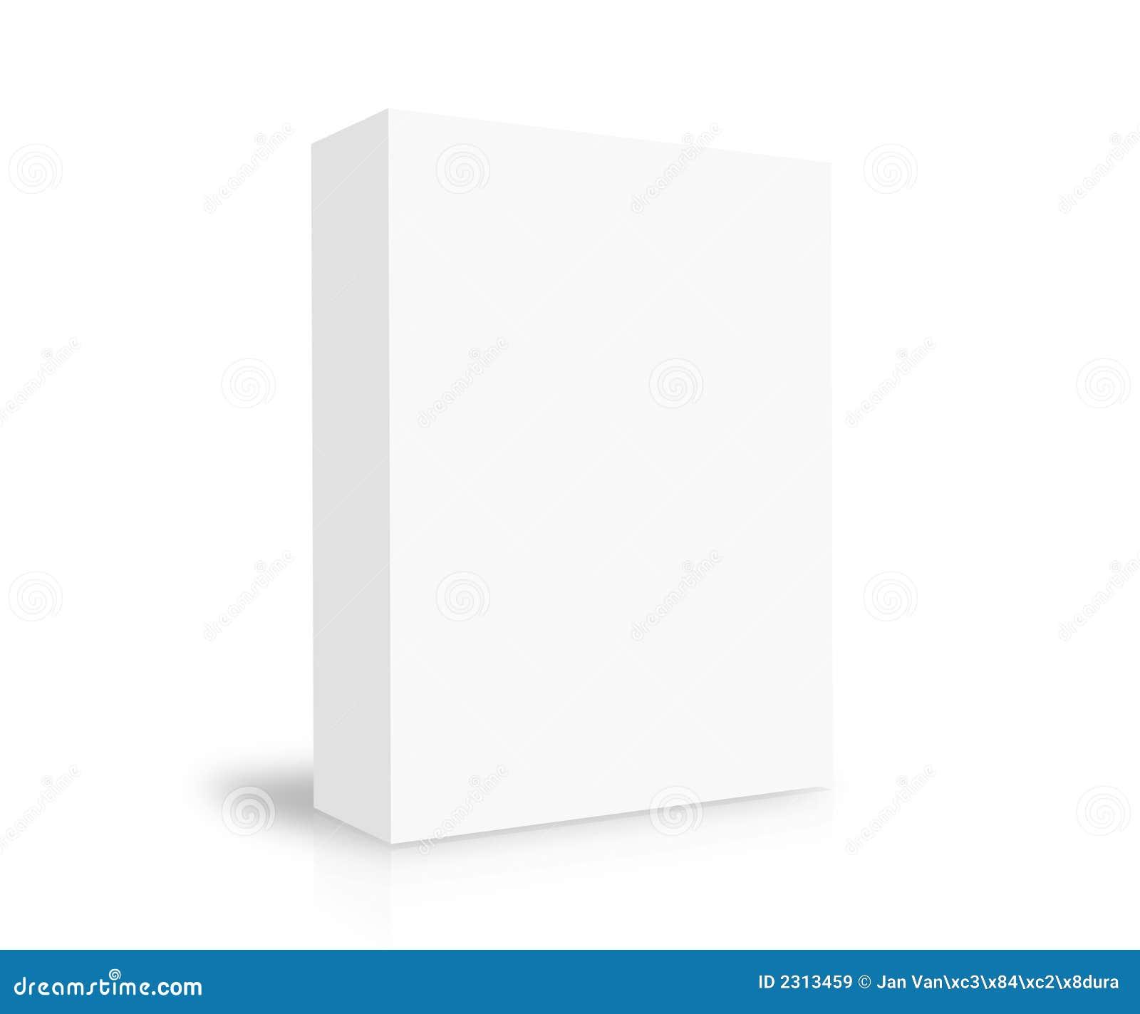 пустая коробка