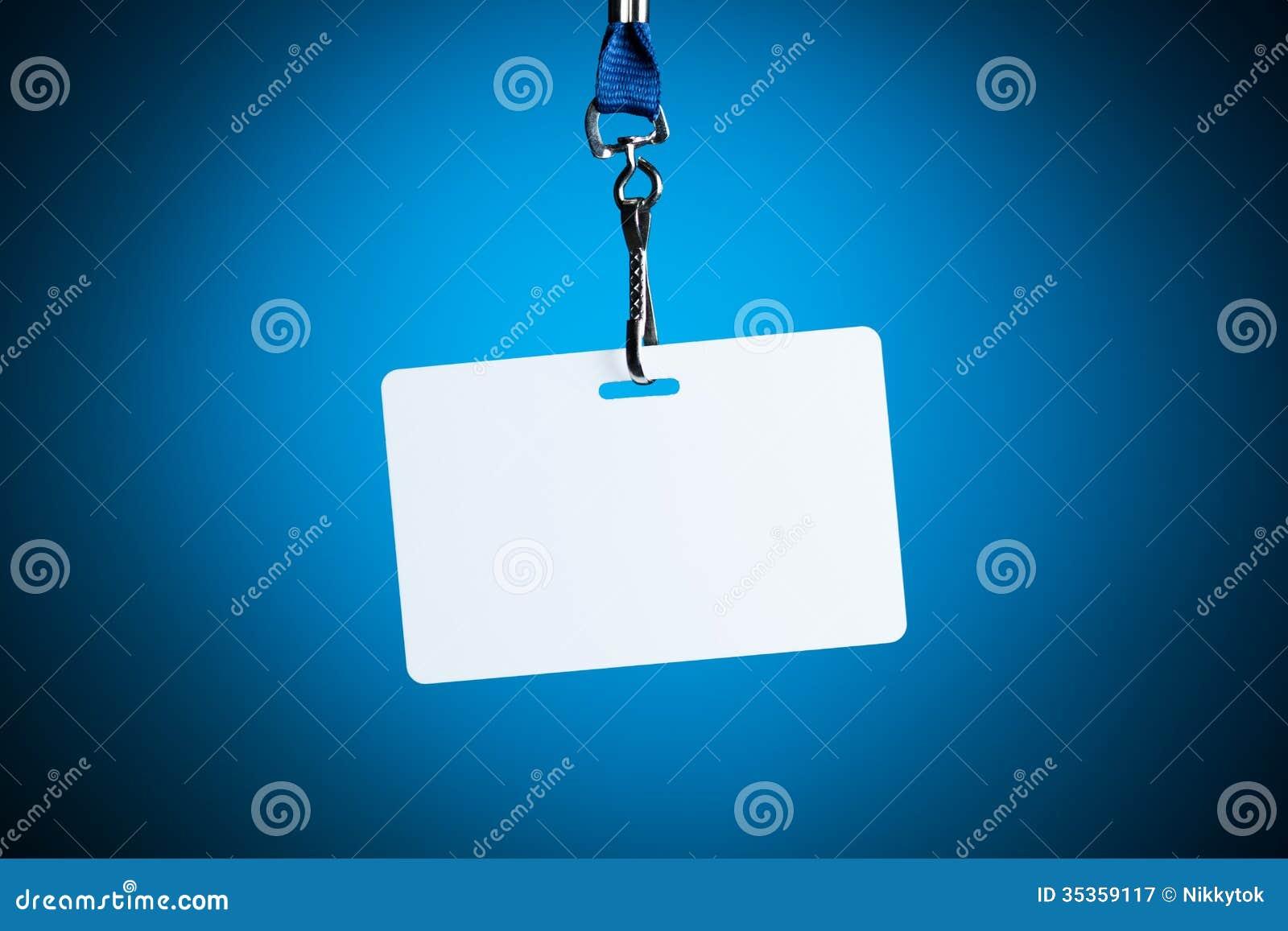 Пустой белый фон значка