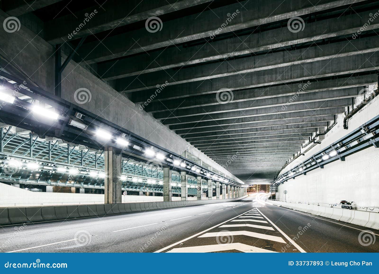 Пустой тоннель