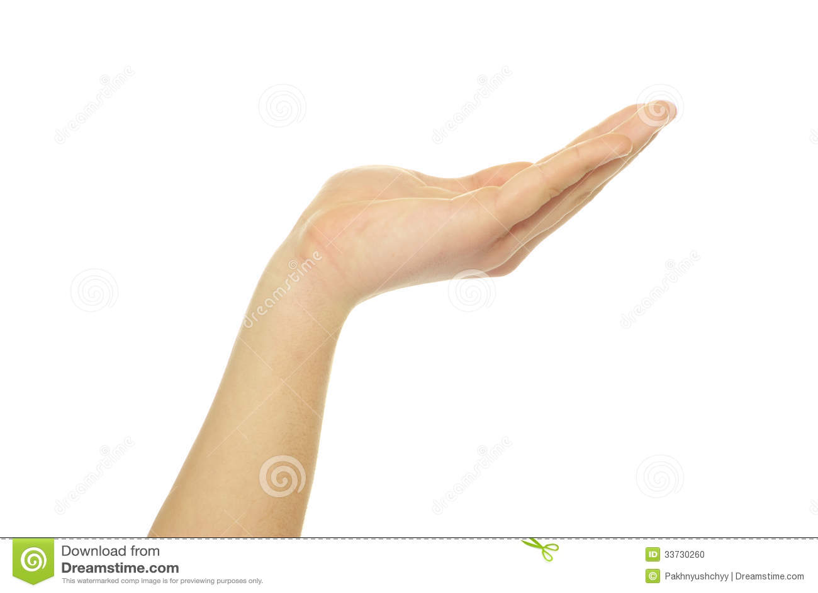 Пустые руки