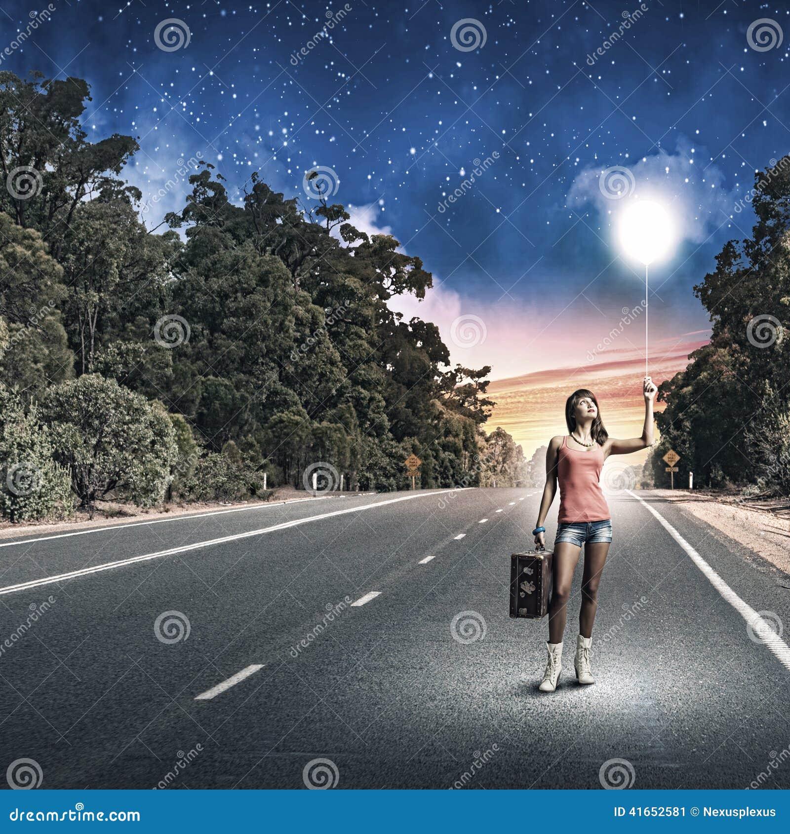 Путешествовать Autostop