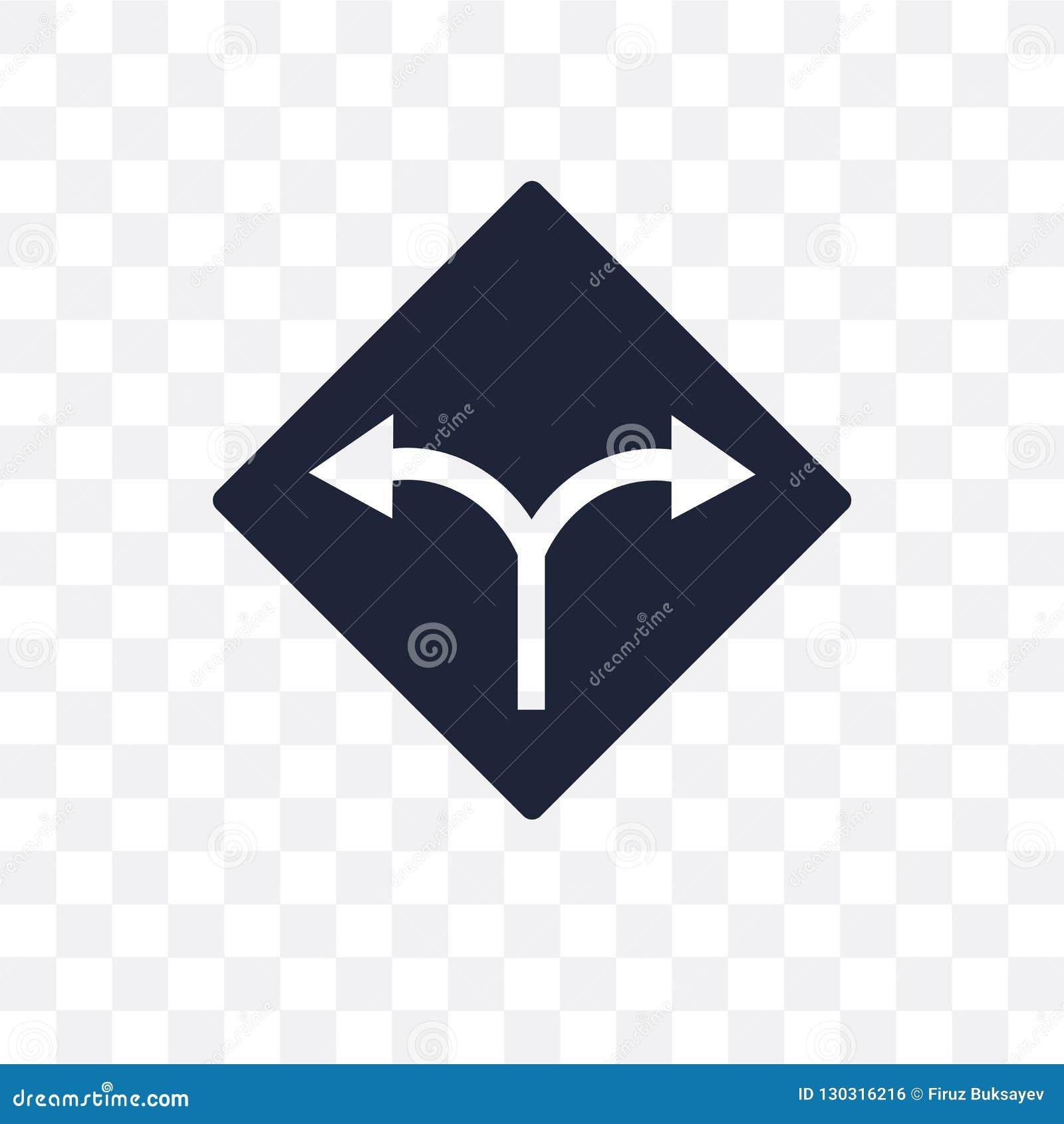 2 пути подписывают прозрачный значок 2 пути подписывают дизайн символа от