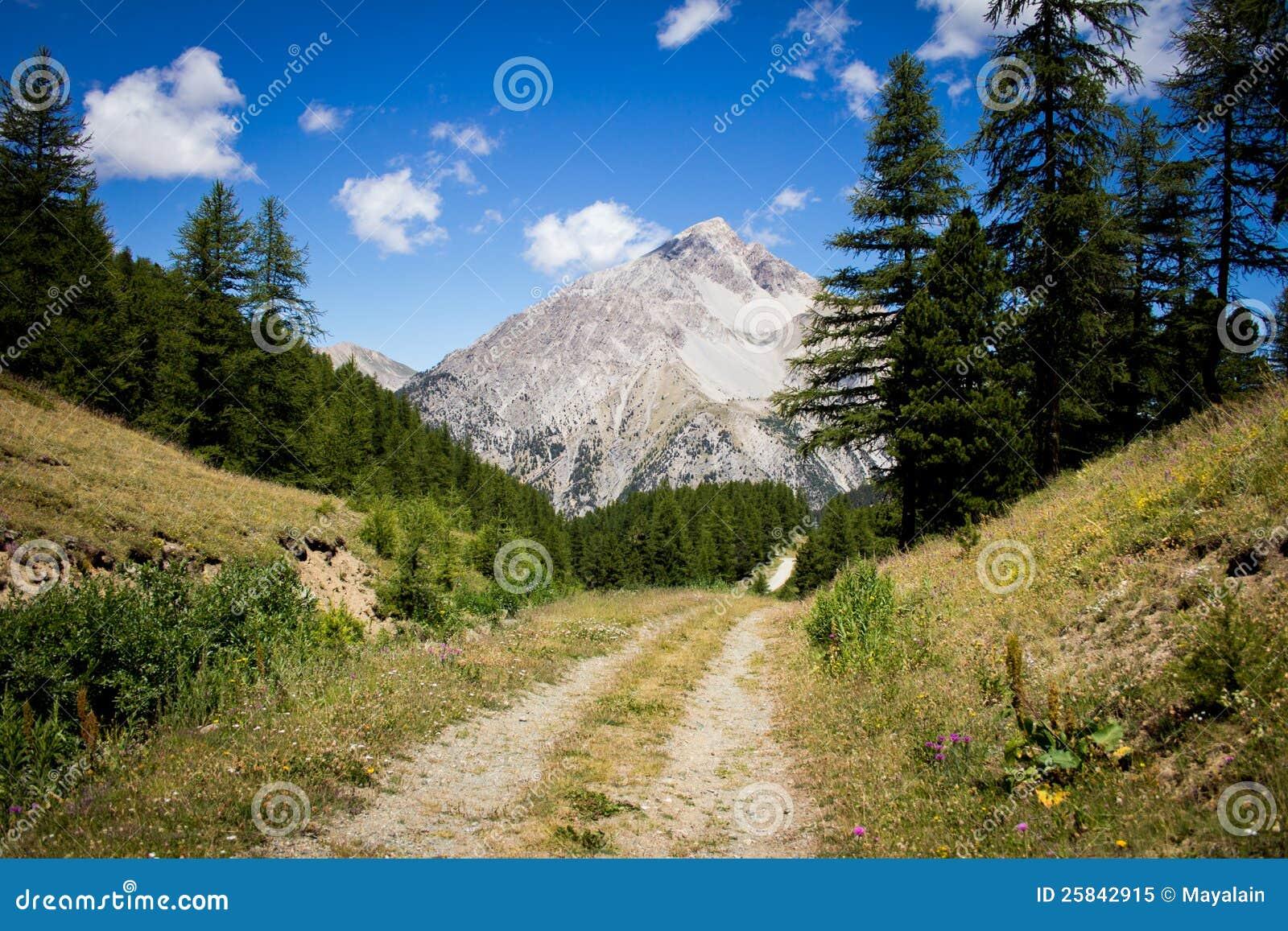 Путь горы