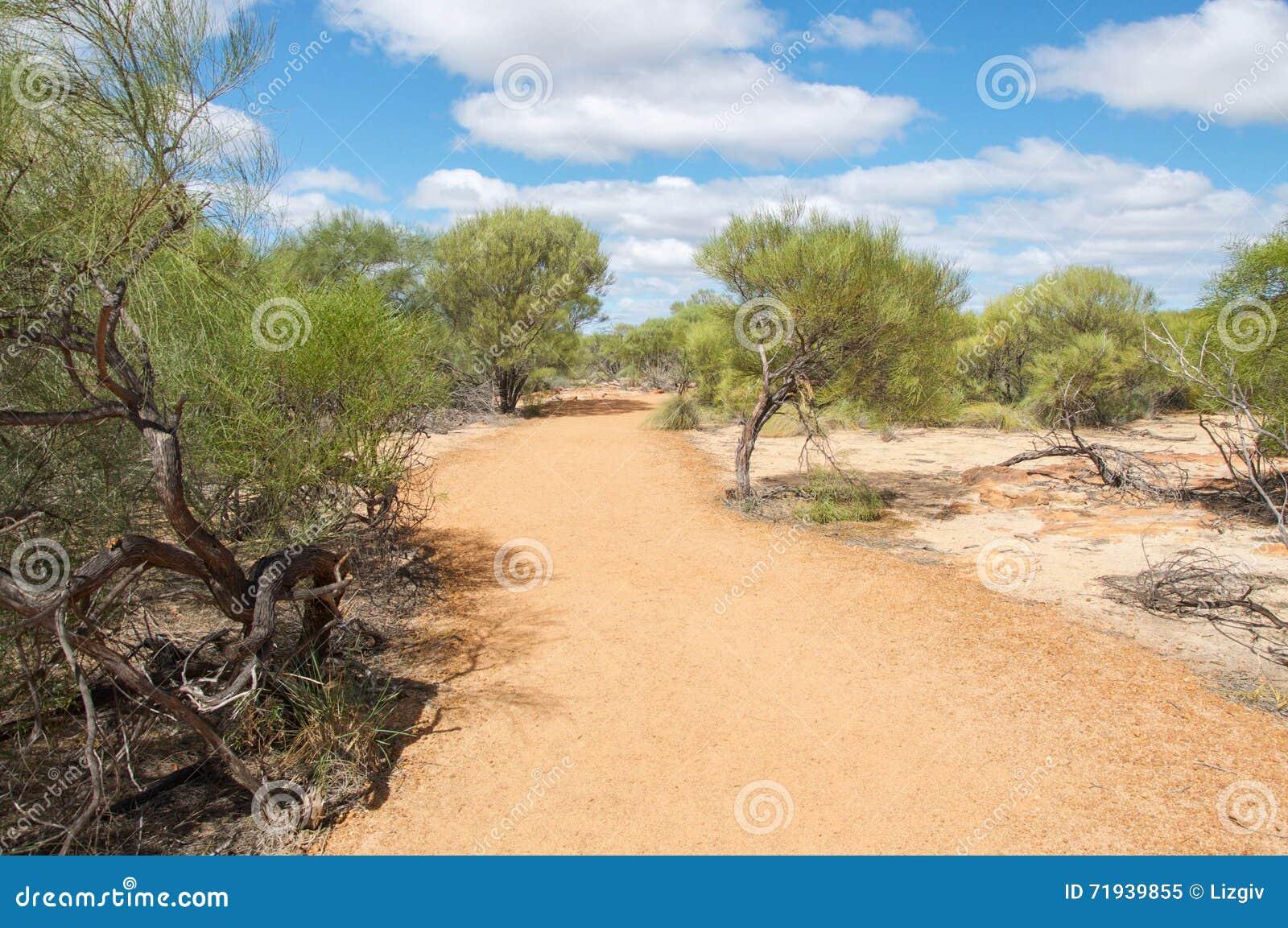 Путь Kalbarri пеший: Западная Австралия