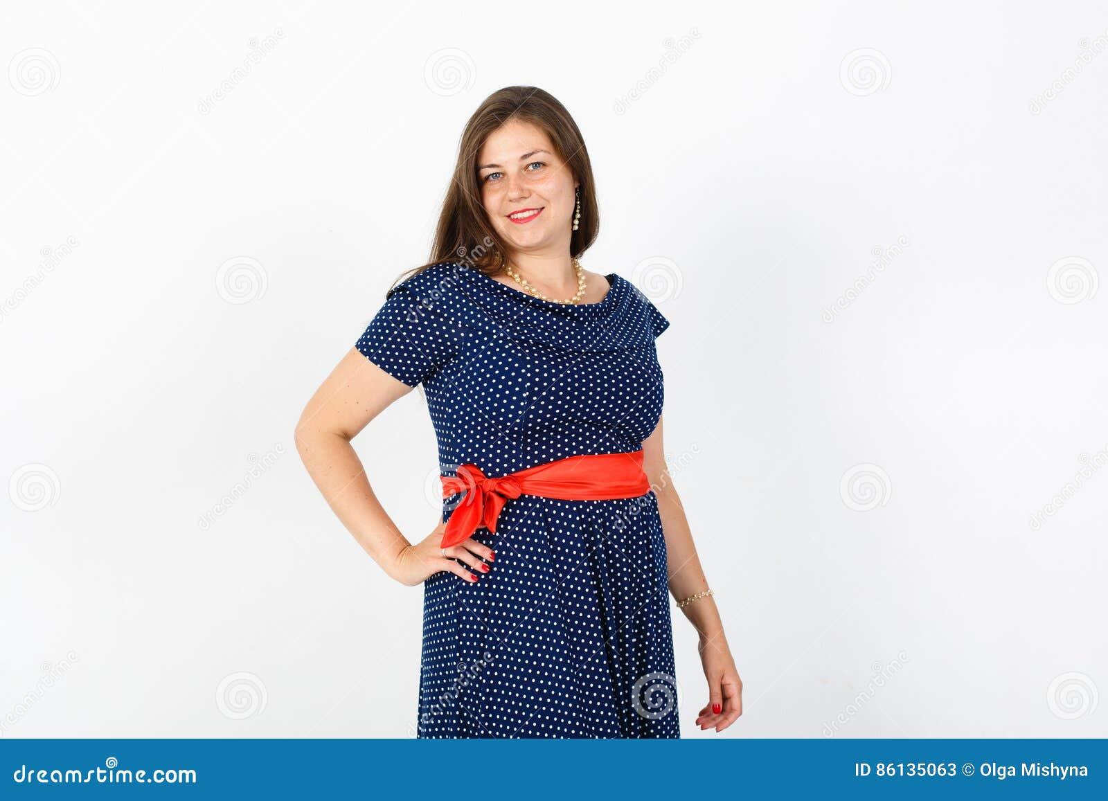 Молодая пухлая девушка фото русской