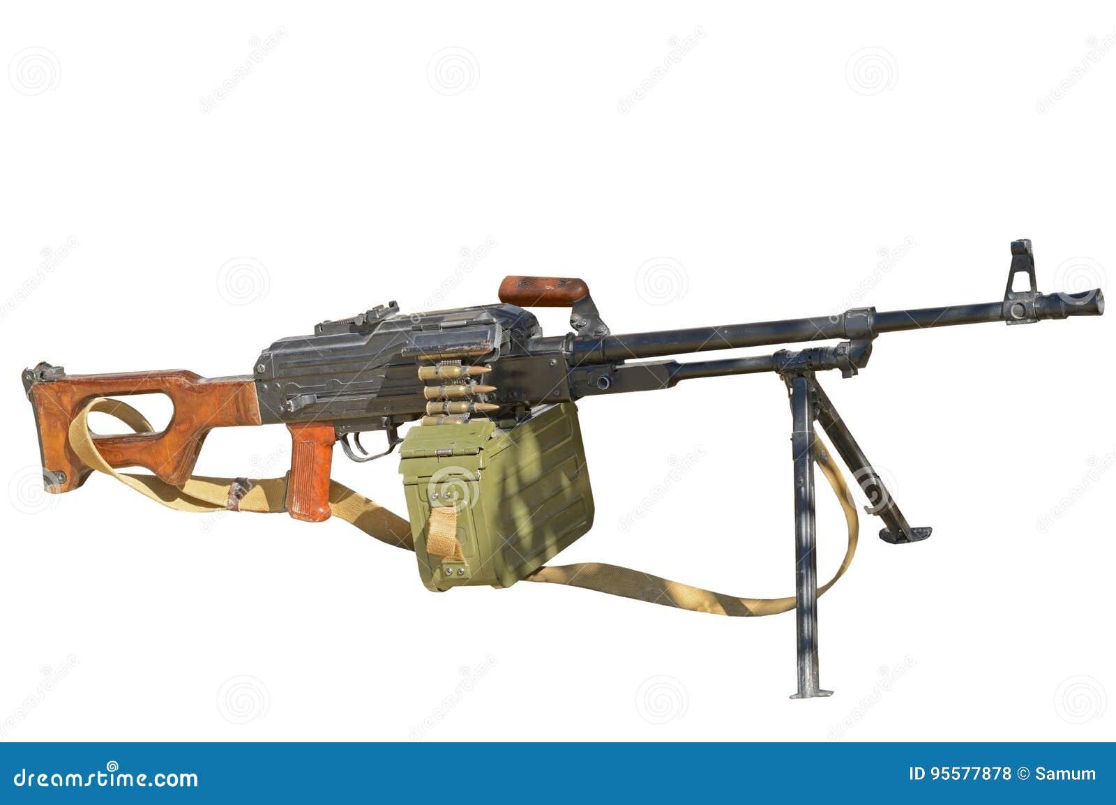 Пулемет PK