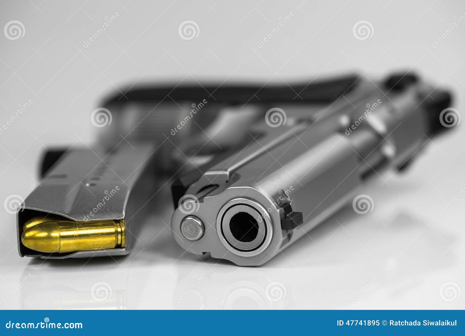 Пули в оружие
