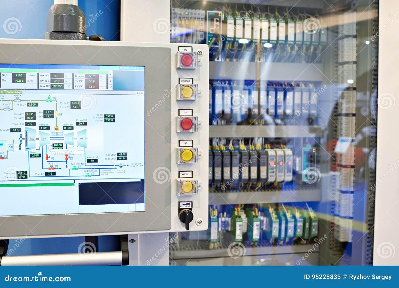 Пульт управления для automatics двигателей и насосов