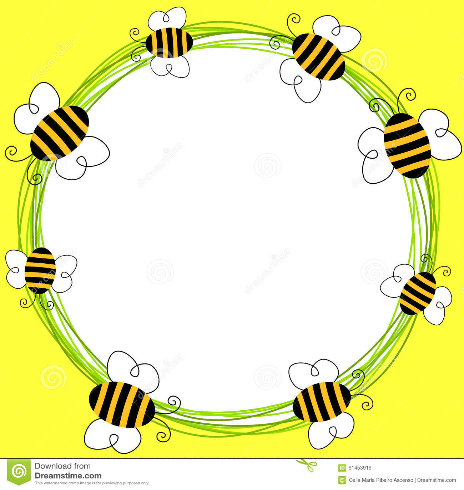 Пчелы летая рамка