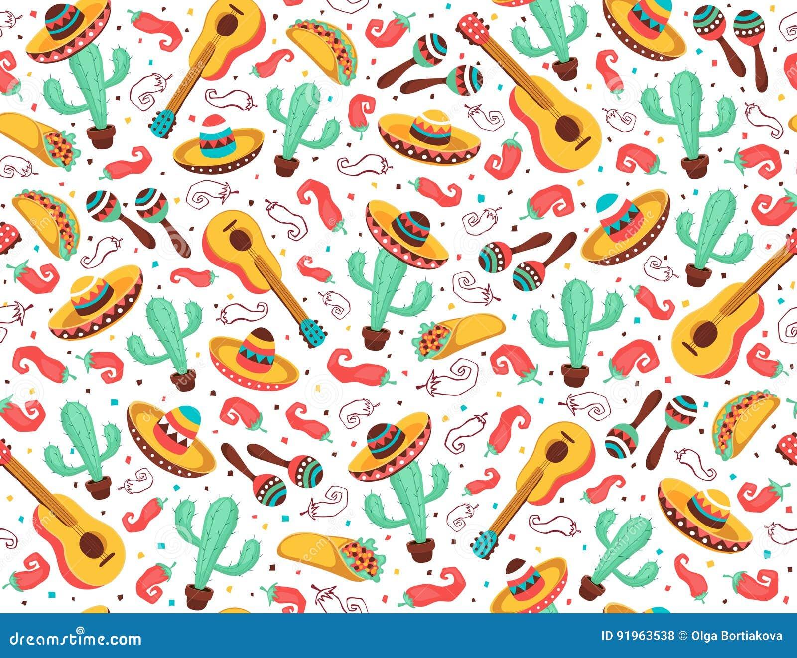 Плакат Viva Мексики