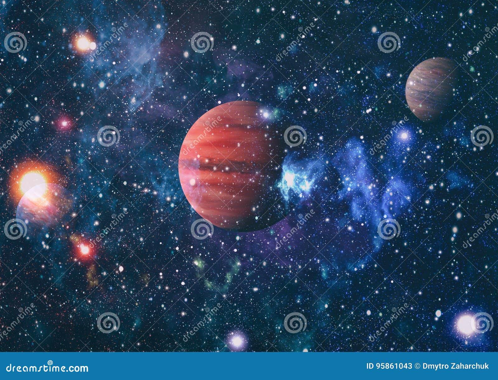 Планета - элементы этого изображения поставленные NASA
