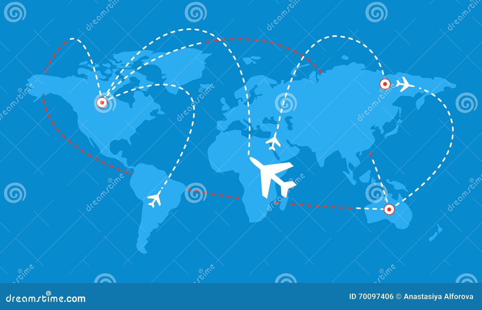 План-график полетов