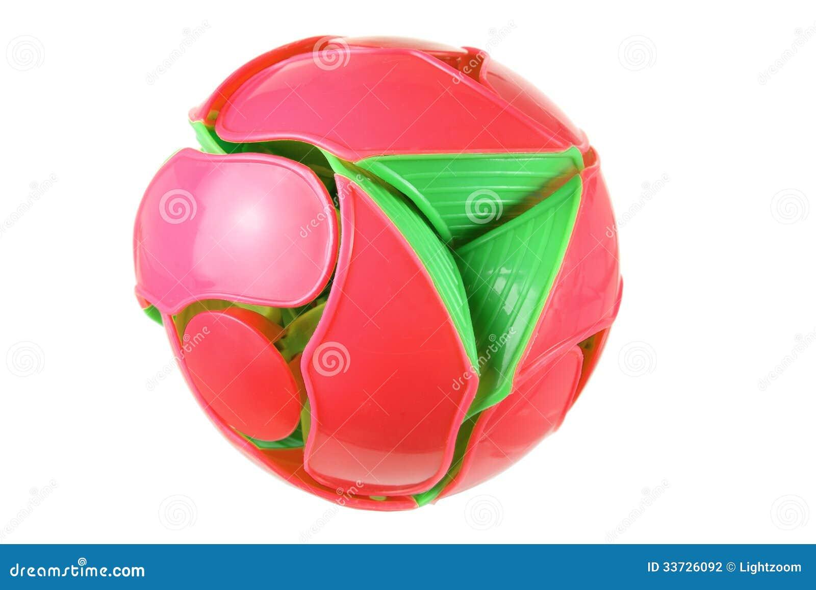 Пластичный шарик