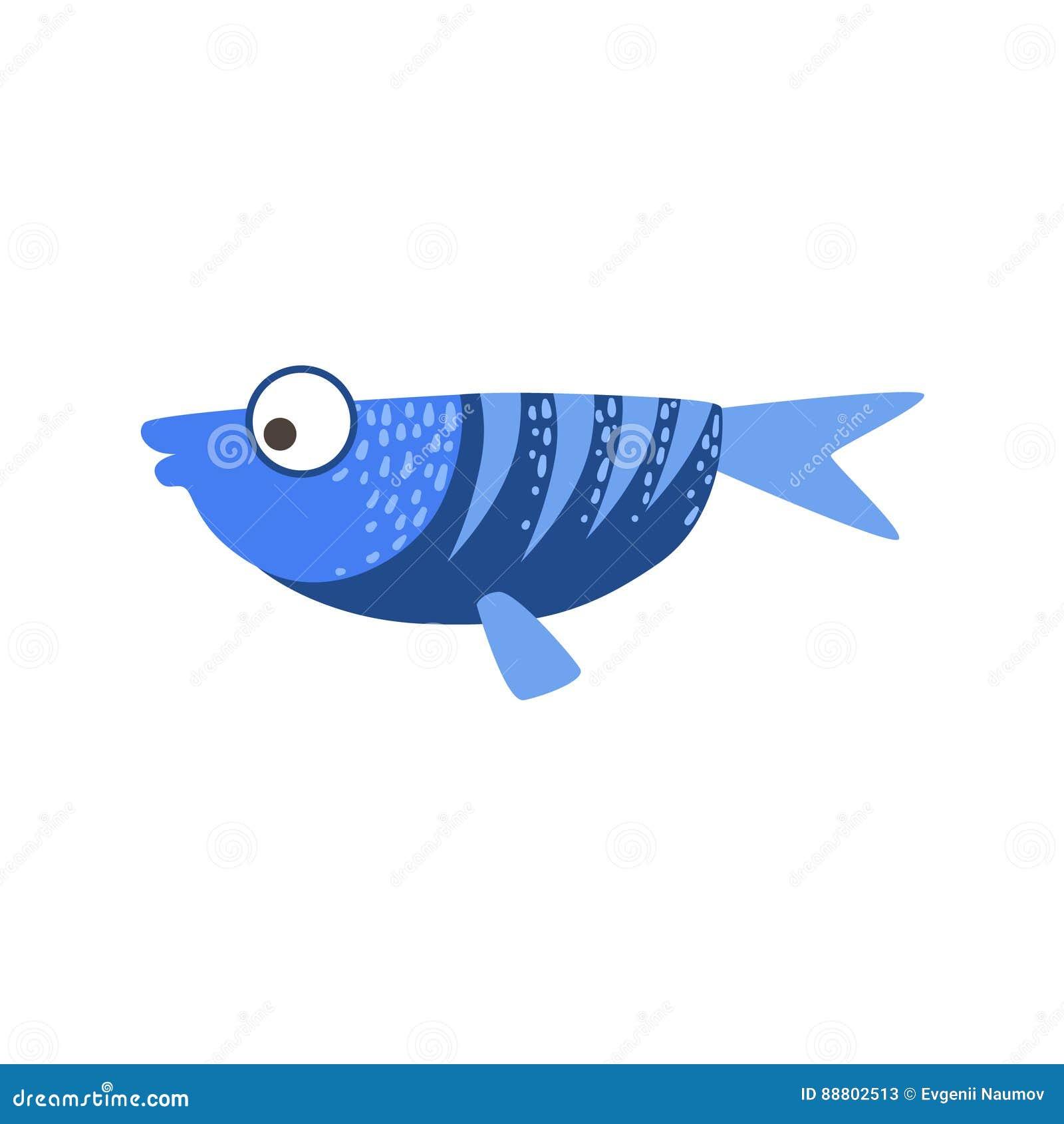 Плоско голубые и синие фантастические красочные рыбы аквариума, животное тропического рифа акватическое