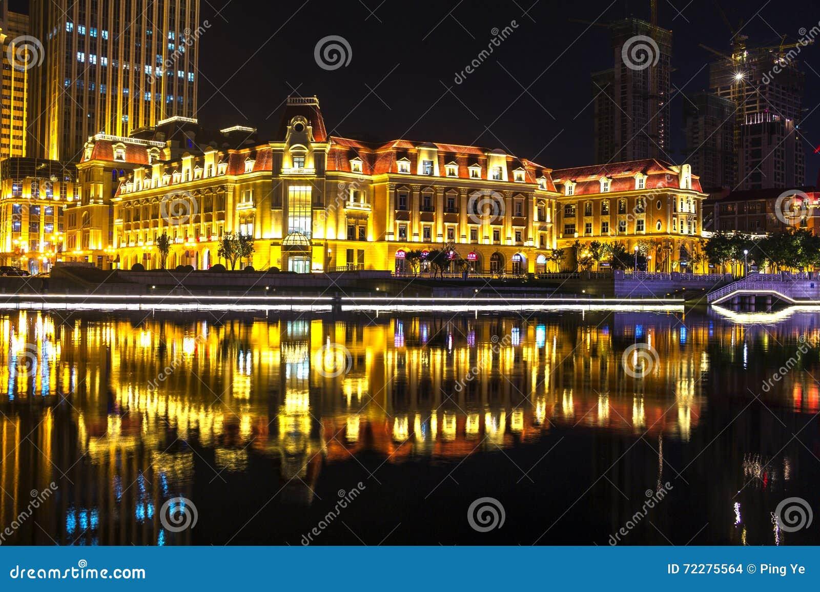 Download Площадь Jin болезненная (Тяньцзинь) Редакционное Стоковое Изображение - изображение насчитывающей южно, история: 72275564