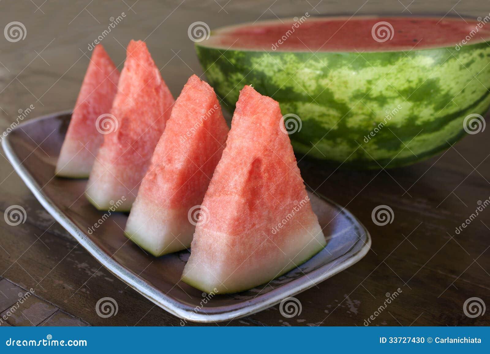 Плодоовощ арбуза