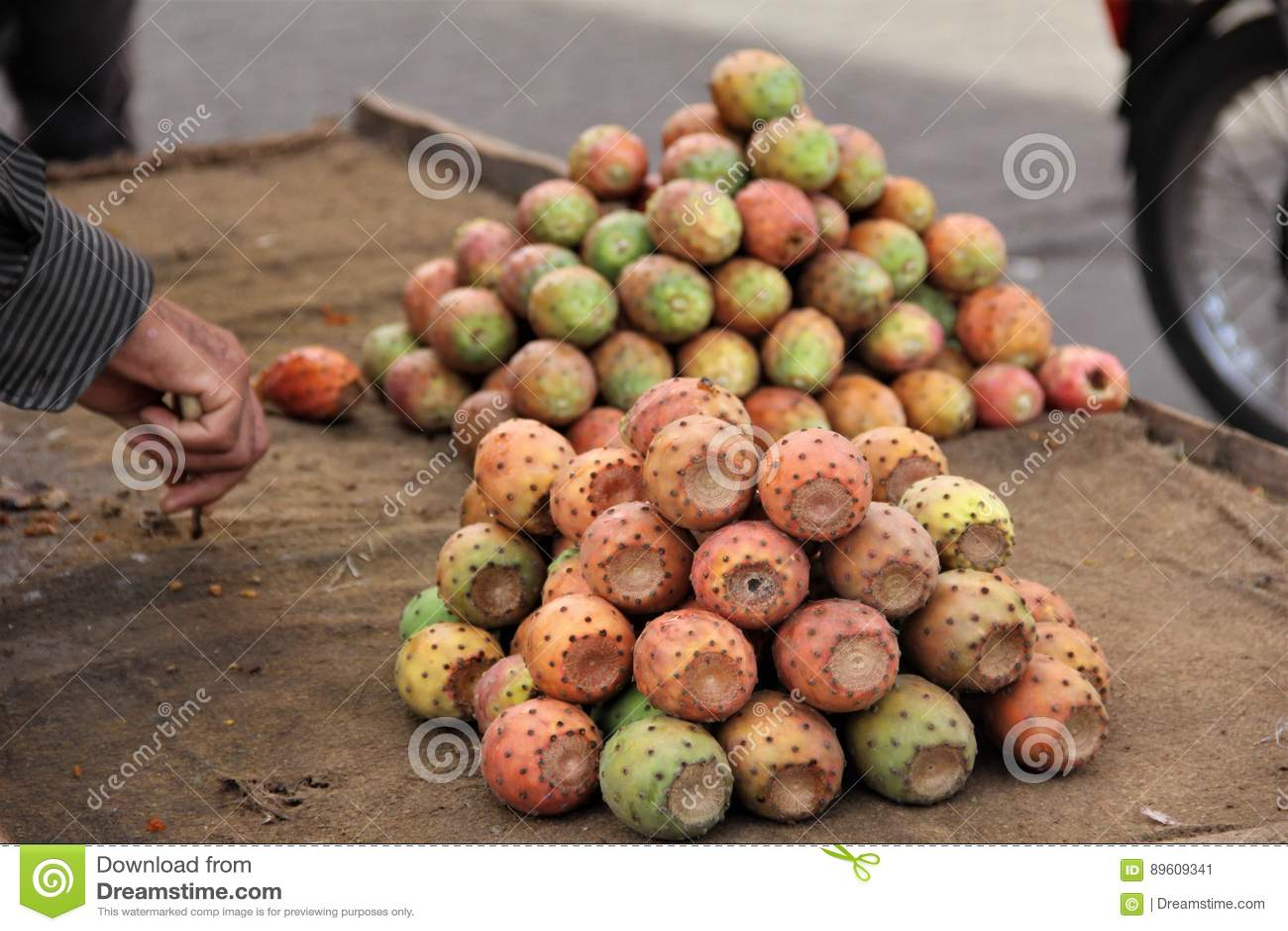 Плодоовощ фикуса Opuntia