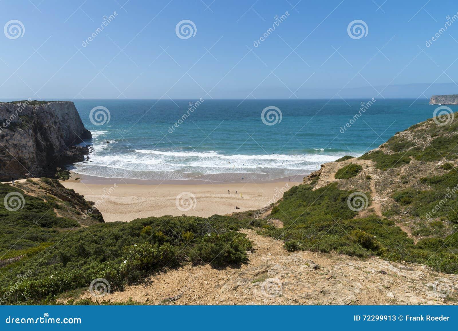 Download пляжа стоковое изображение. изображение насчитывающей вода - 72299913