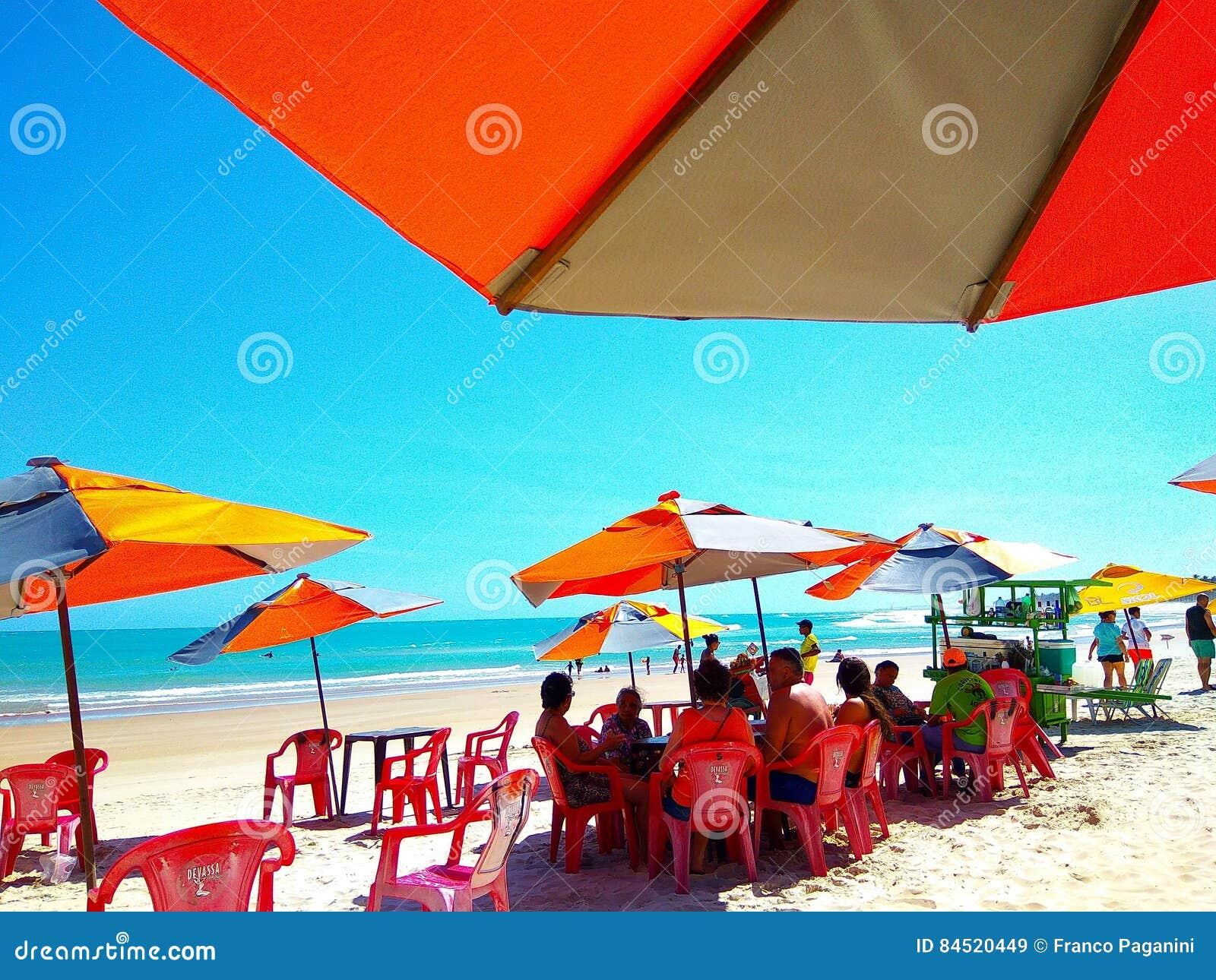 Пляж Бразилии