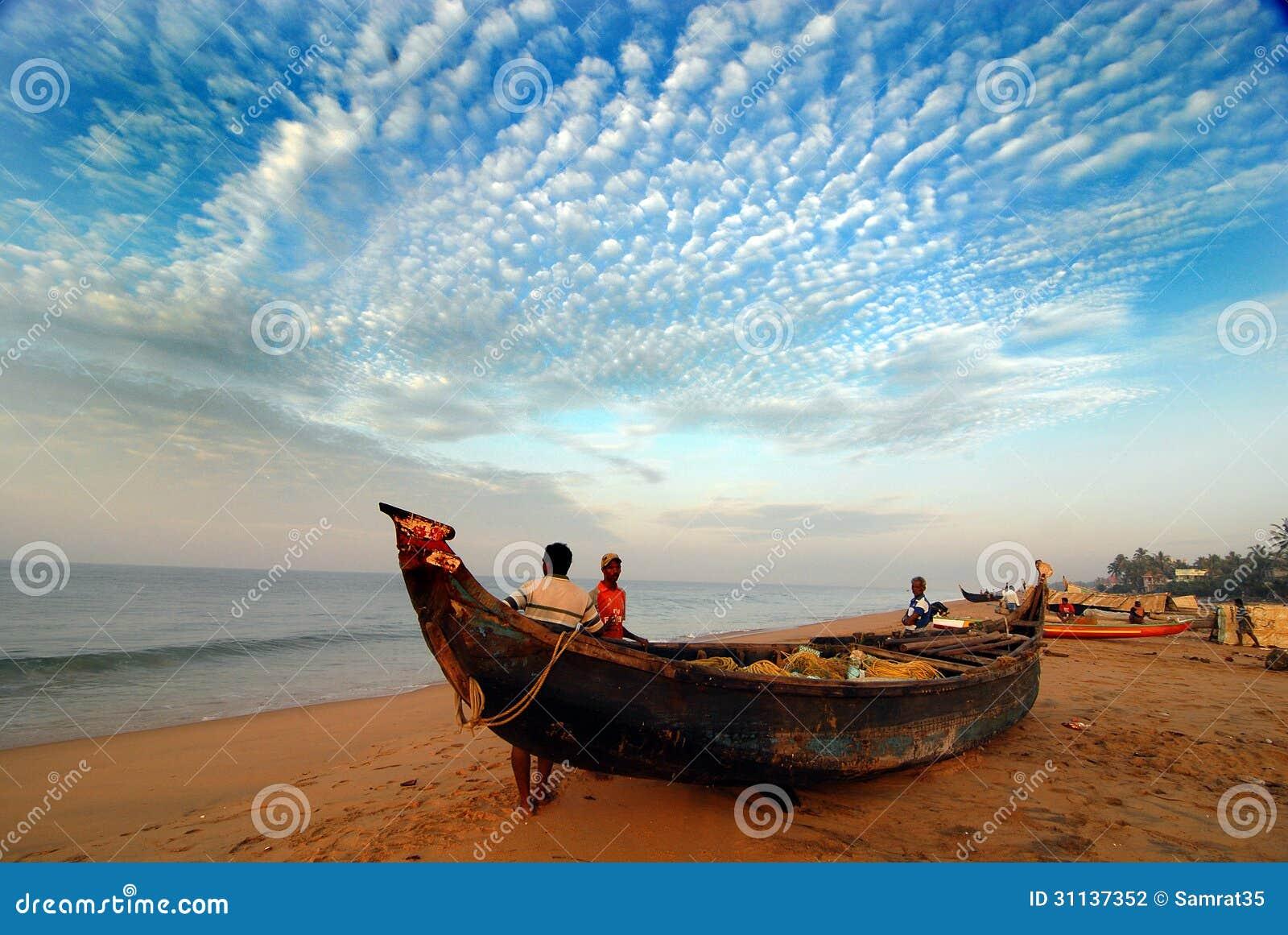 Пляж Кералы