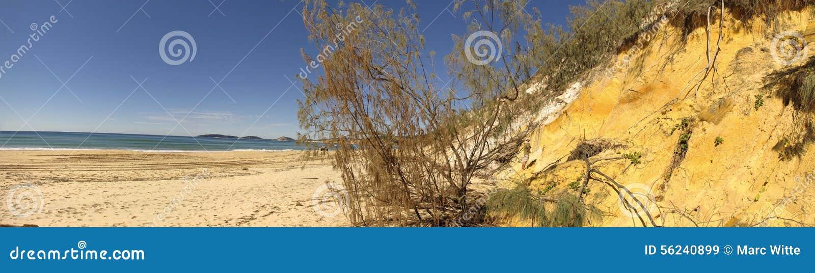 Пляж радуги, Квинсленд, Австралия