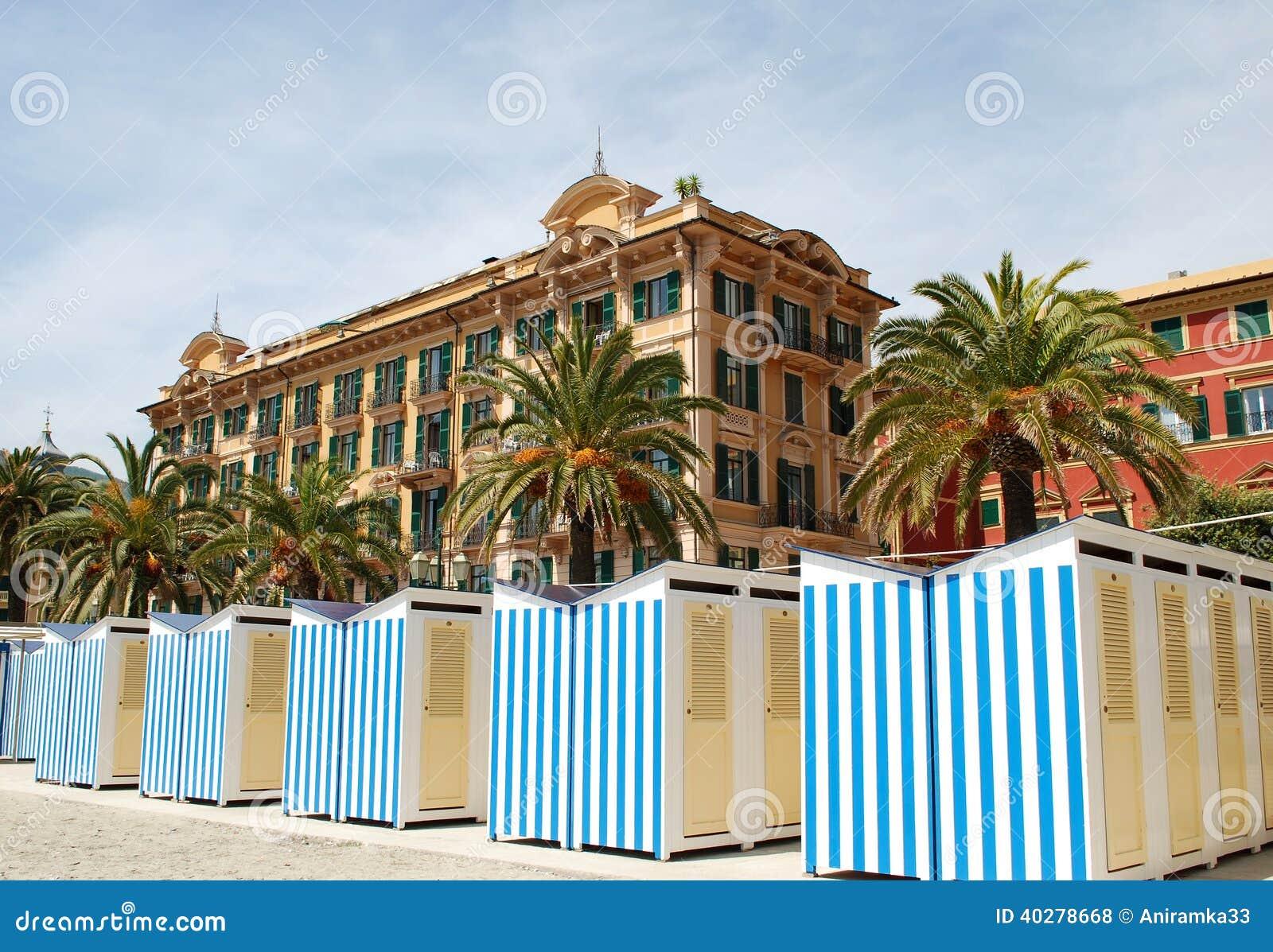 Пляж Санты Margherita