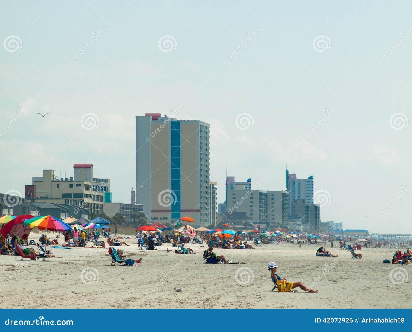 Пляж Myrtle