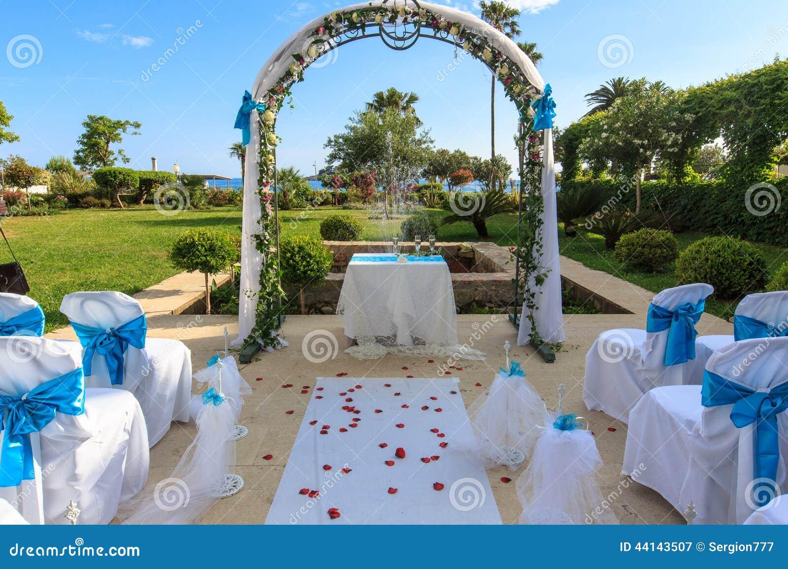 新娘仪式花婚礼 库存照片图片