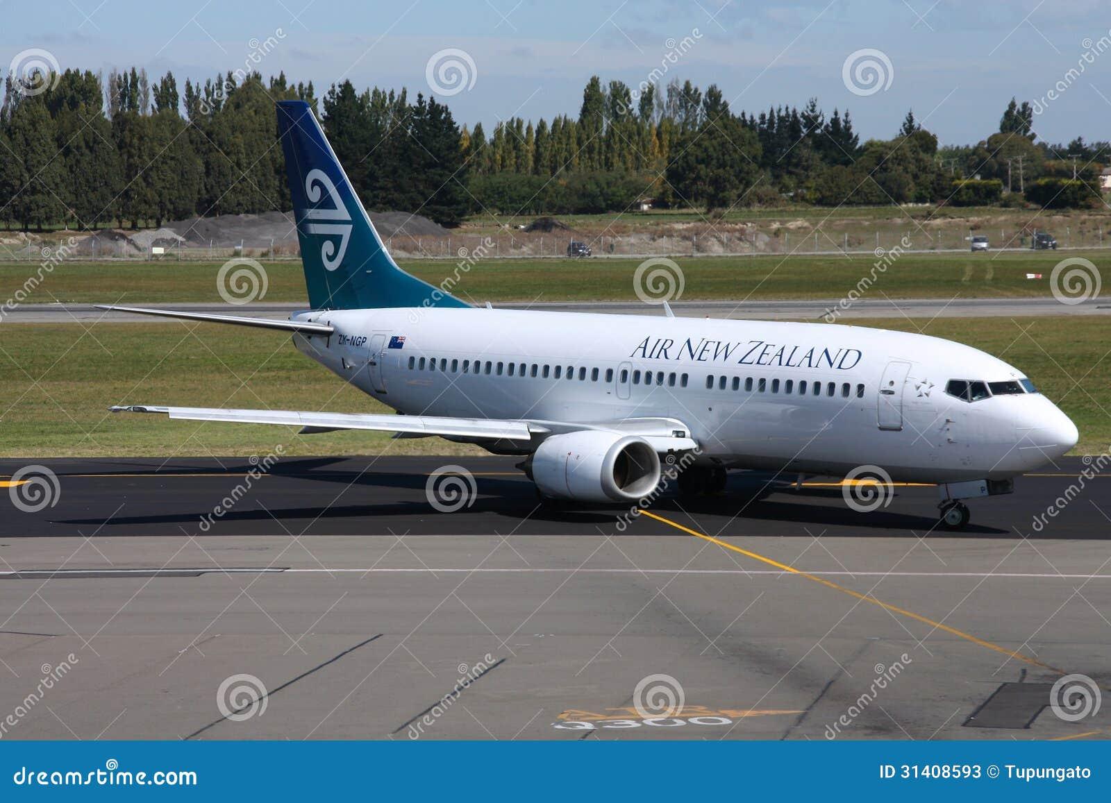 新西兰航空公司 编辑类库存照片