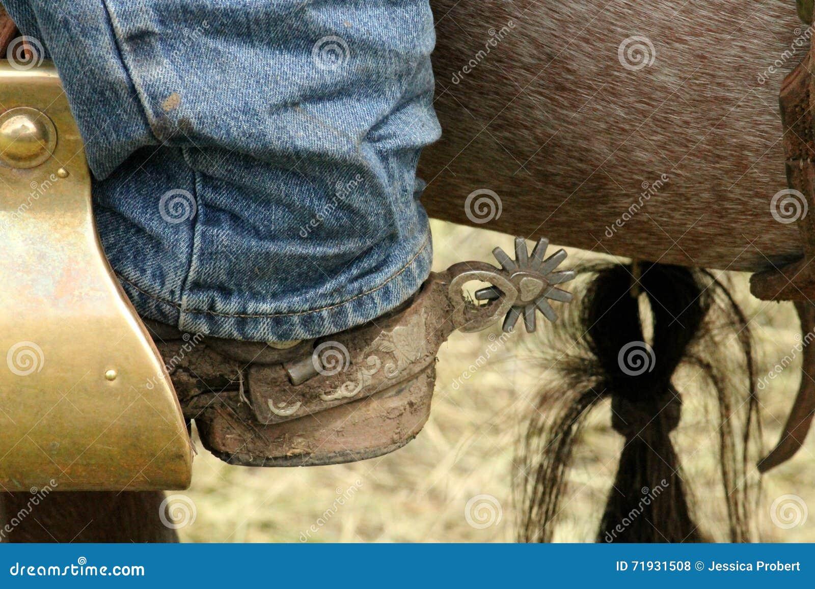 Работая ковбой
