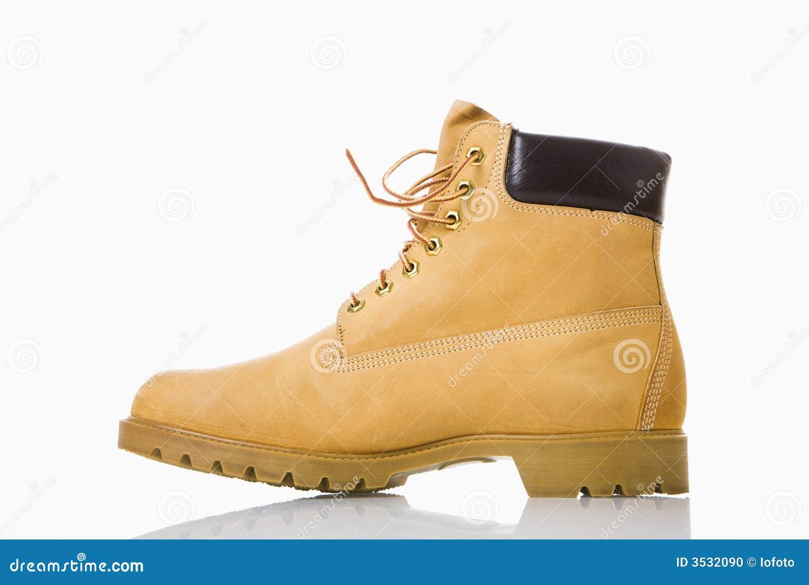 работа ботинка