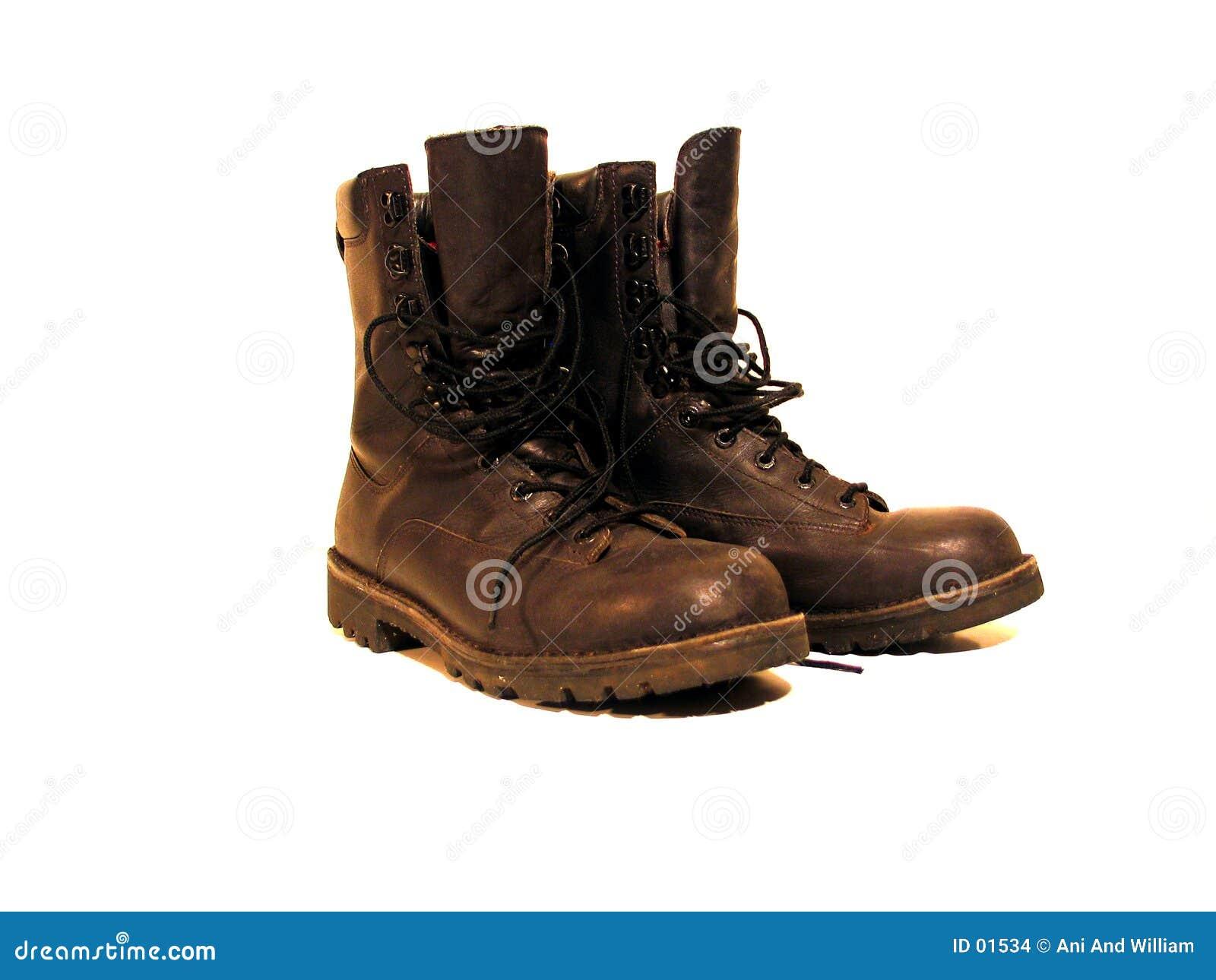 работа ботинок