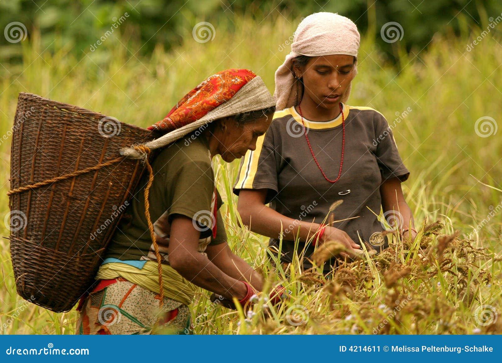 работа женщин