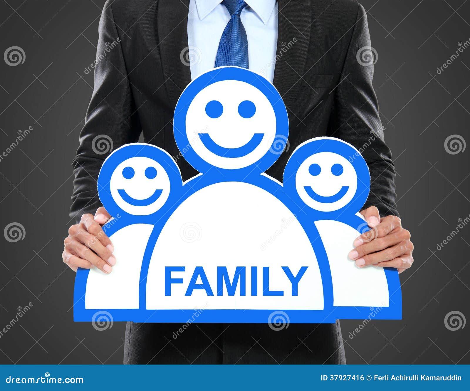 Работа и концепция семьи