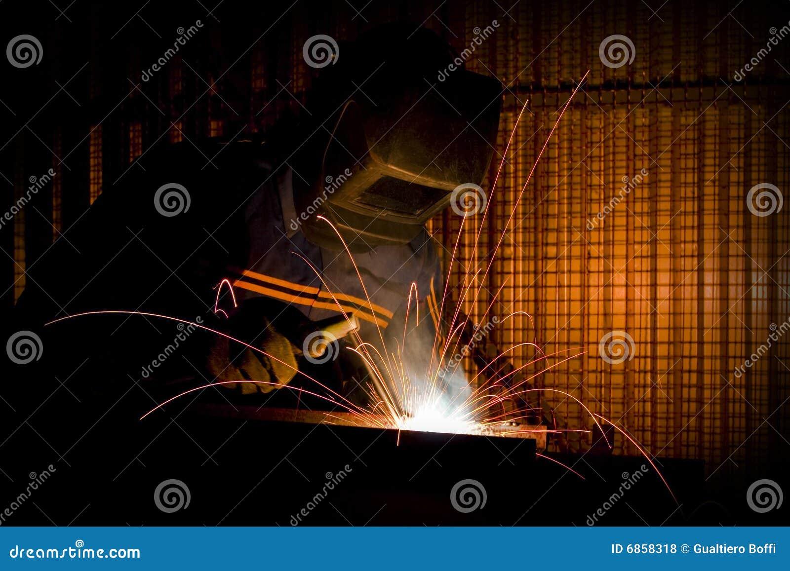 работа welder