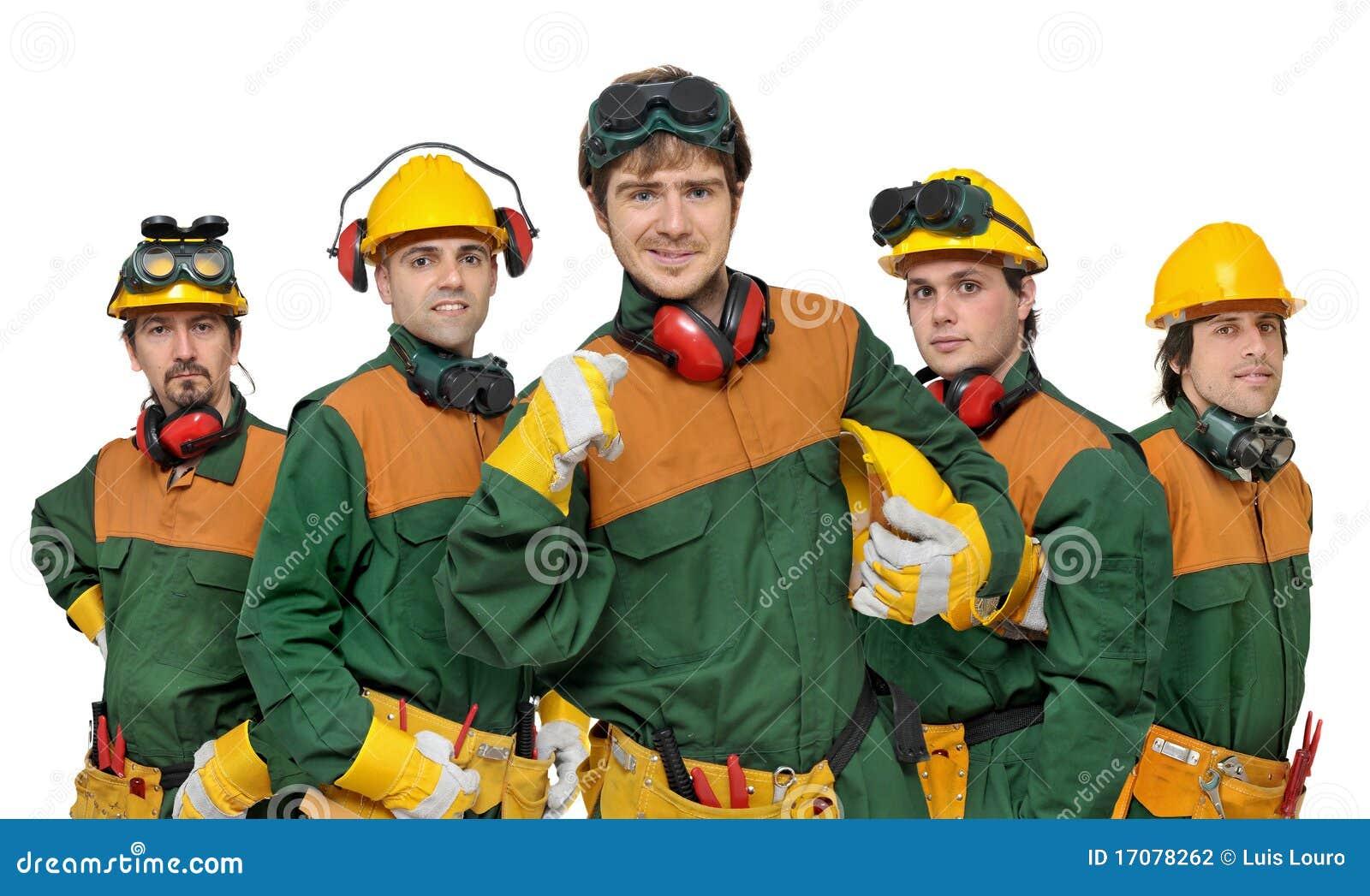 работники команды