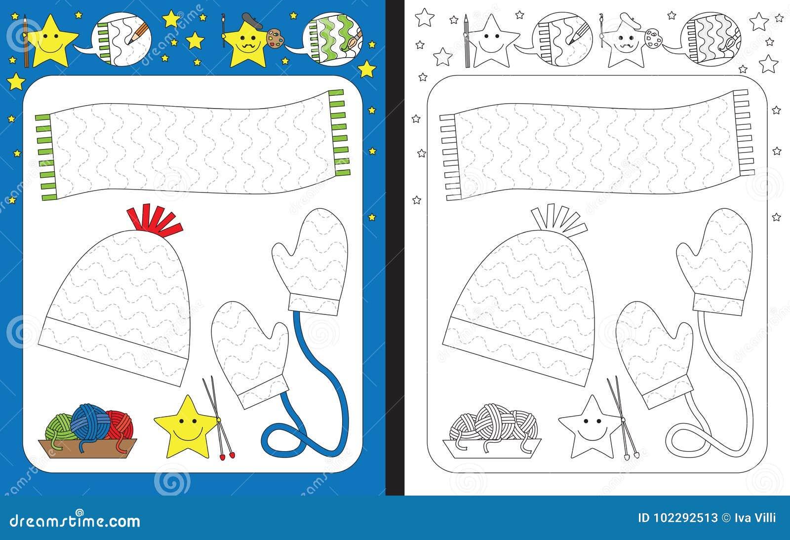 Рабочее лист Preschool