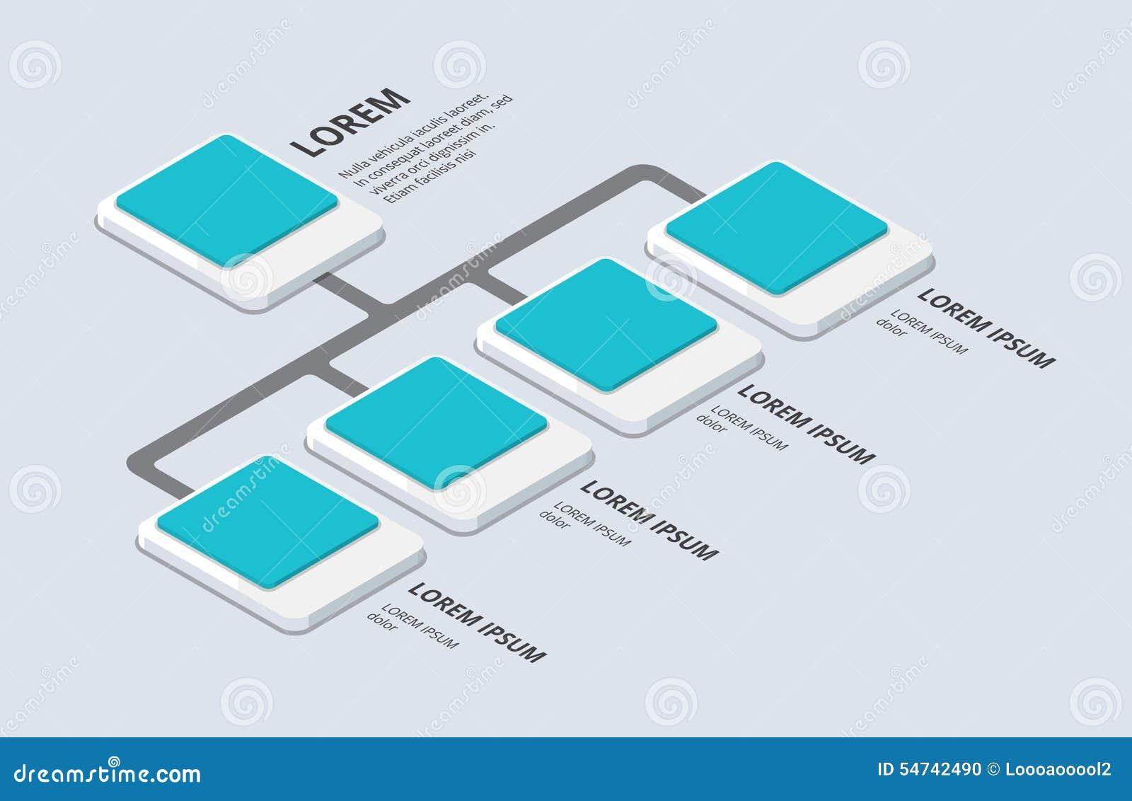 Равновеликие организация и sturcture плоская шипучка-u организации 3d