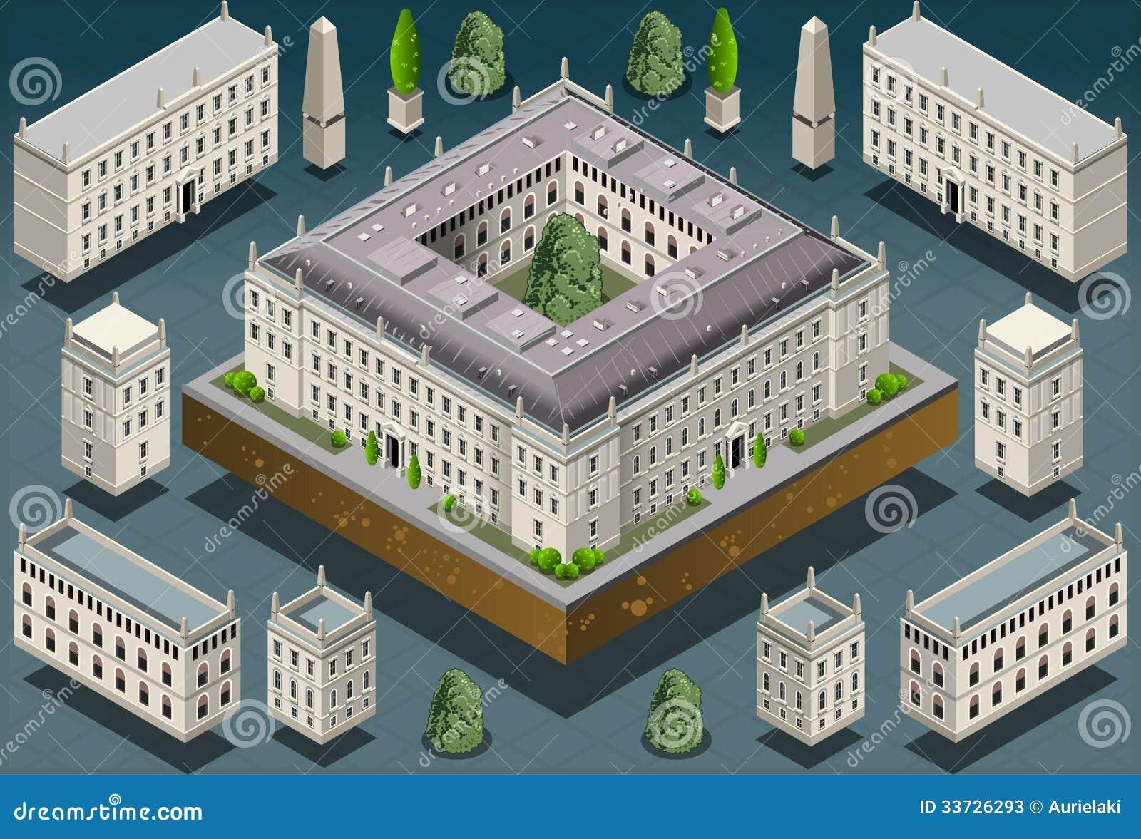 Равновеликое европейское историческое здание