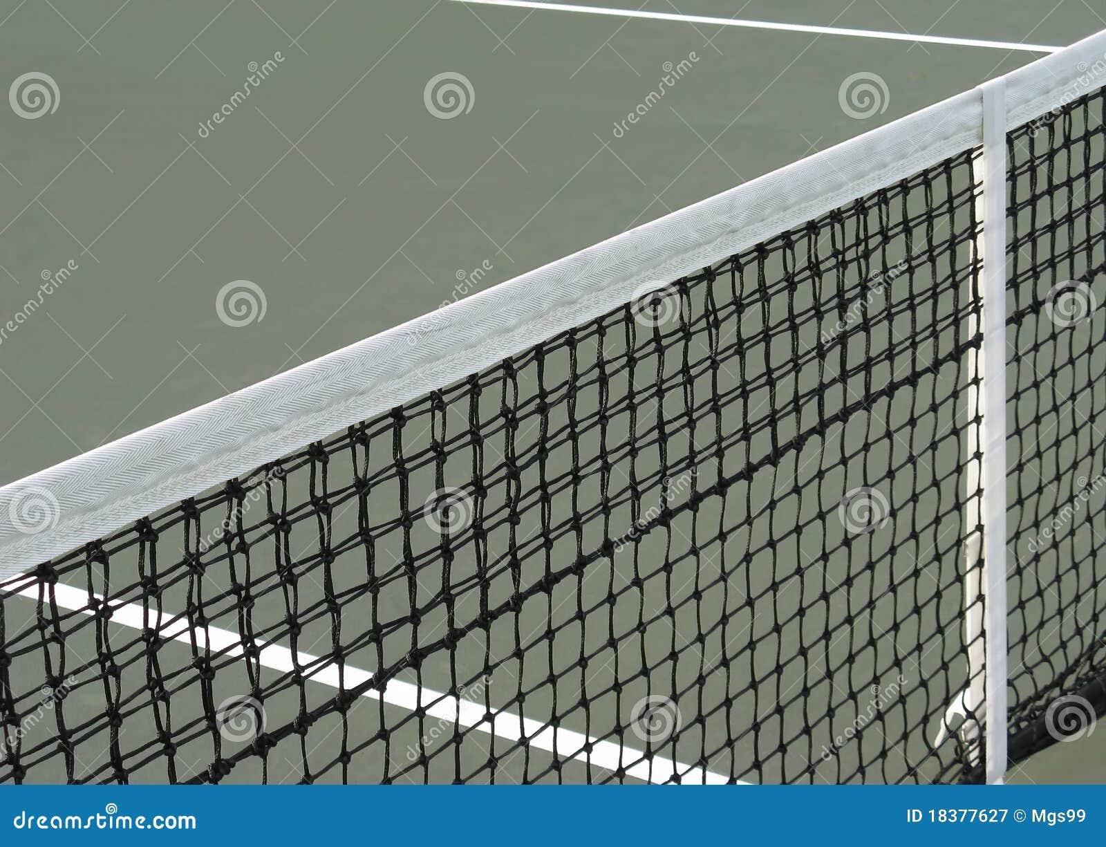 разбивочный сетчатый теннис