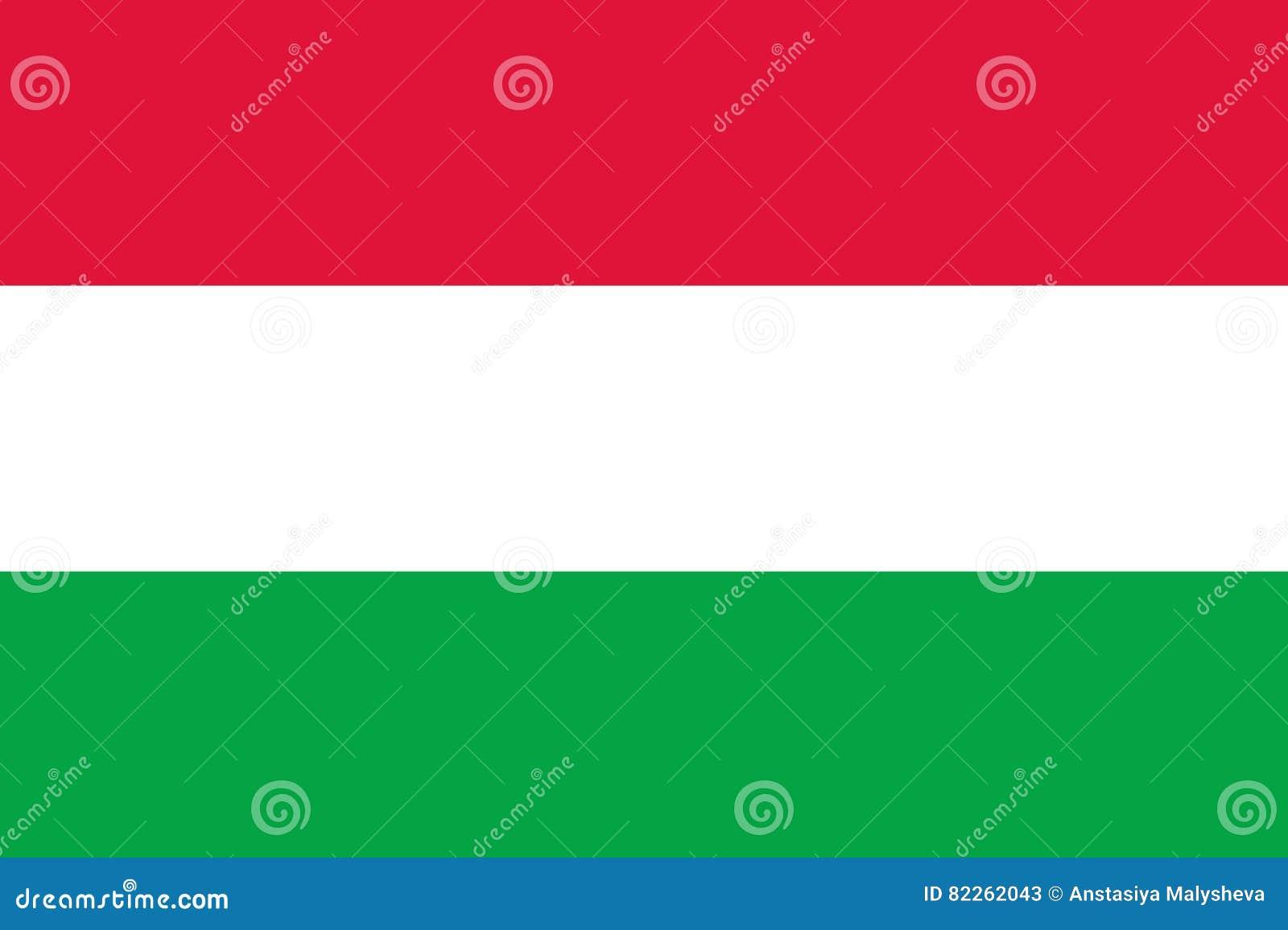 развевать Венгрии флага