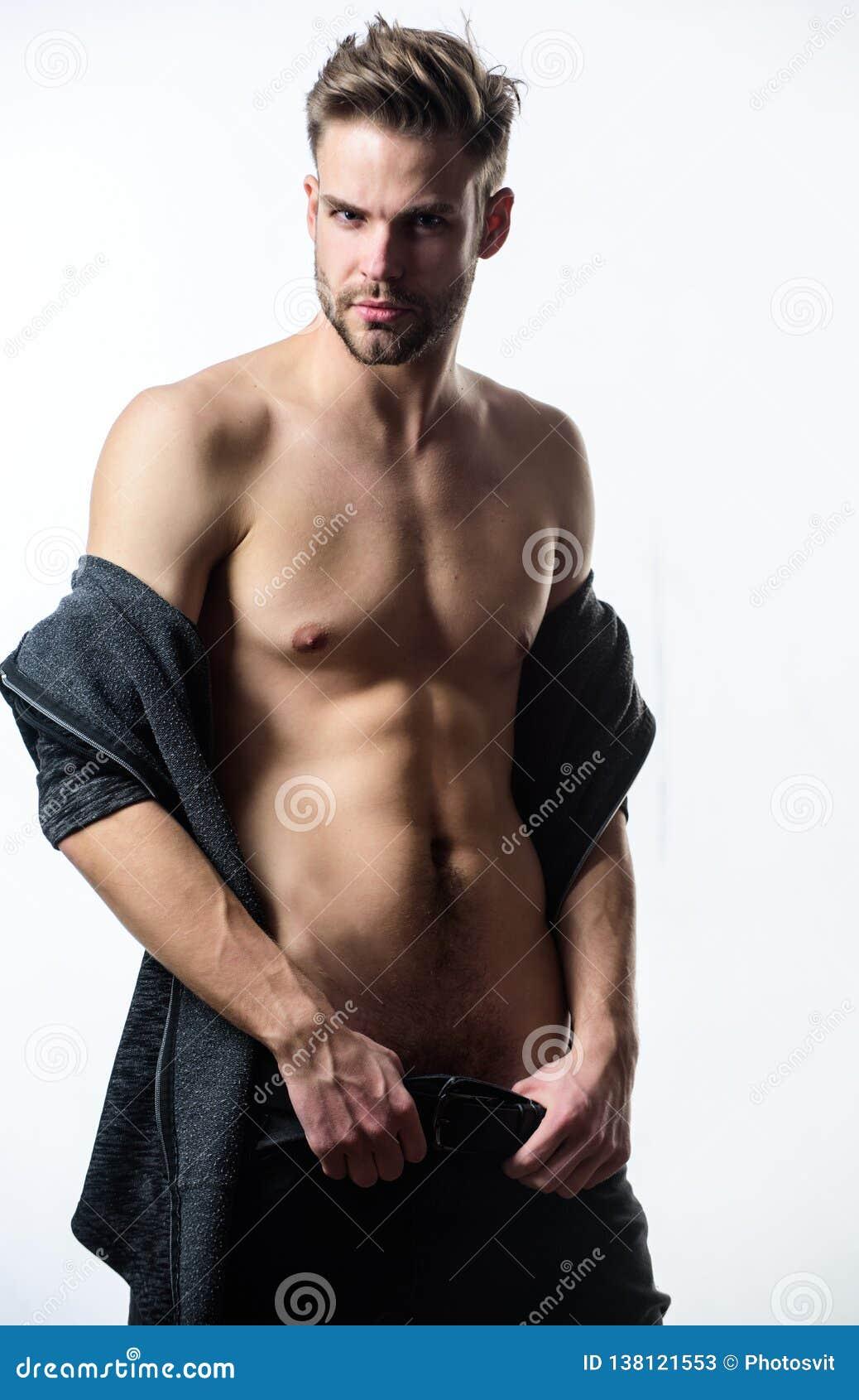 Сексуальность мужского тела
