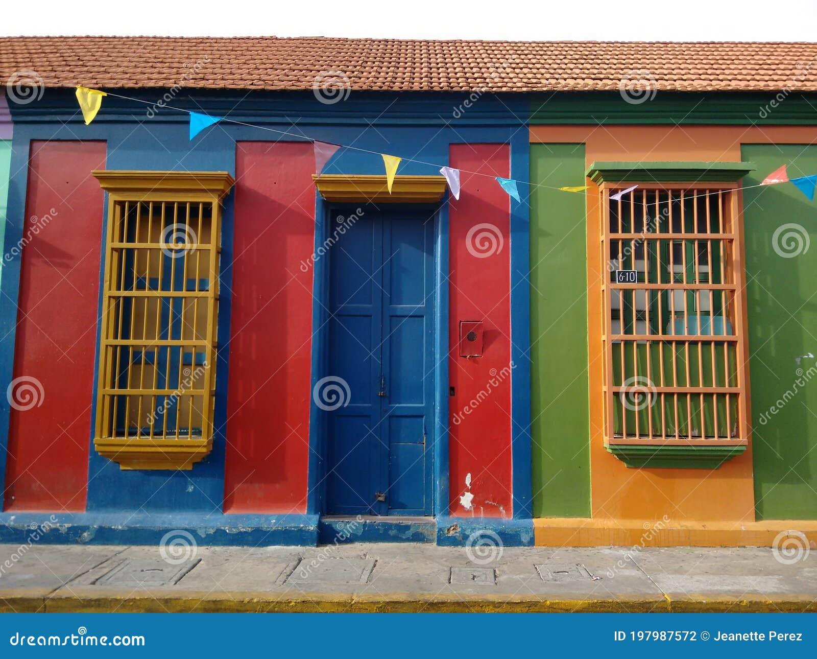 дома южной америки