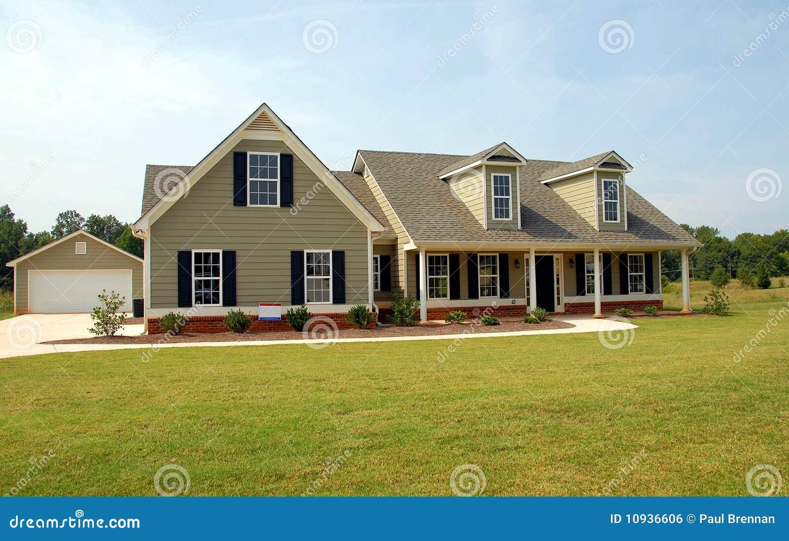 разделенная дом роскошная
