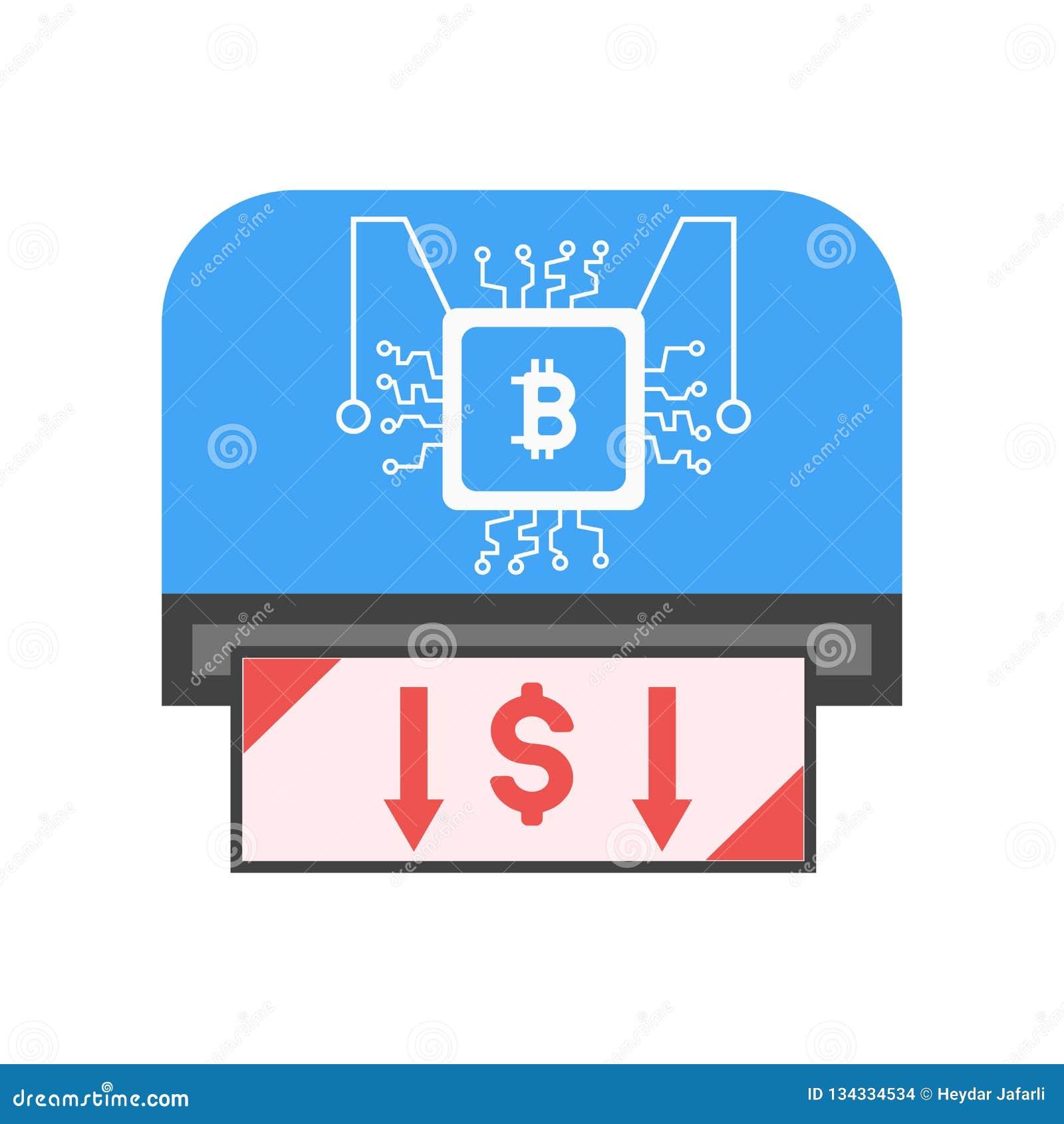 Разделите знак вектора значка и символ изолированный на белой предпосылке, разделяет концепцию логотипа
