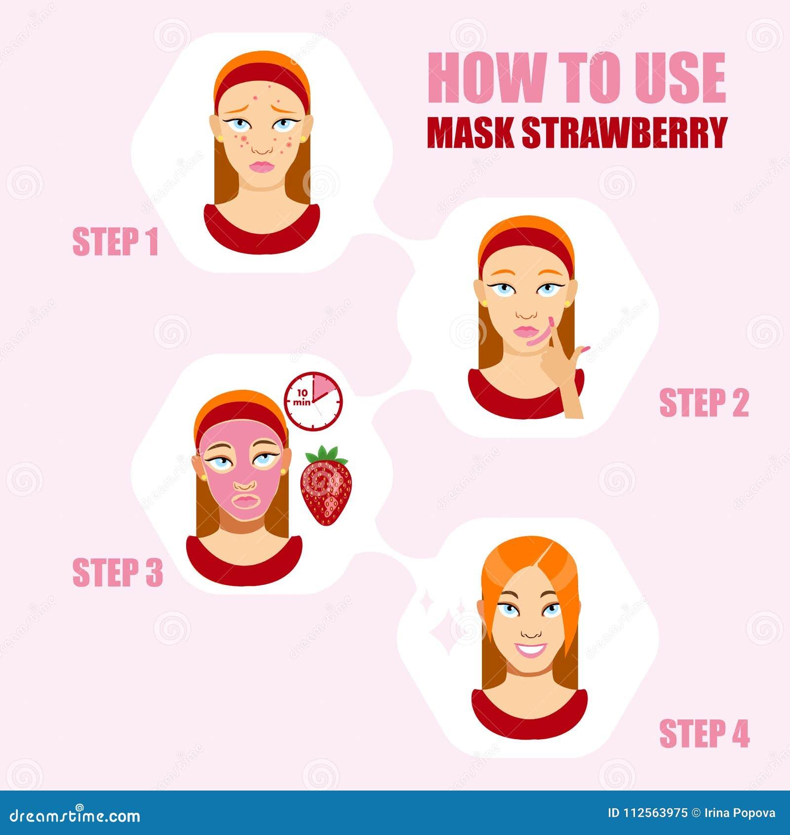 Различный лицевой щиток гермошлема moisturizing, кормить, очищая, rejuven