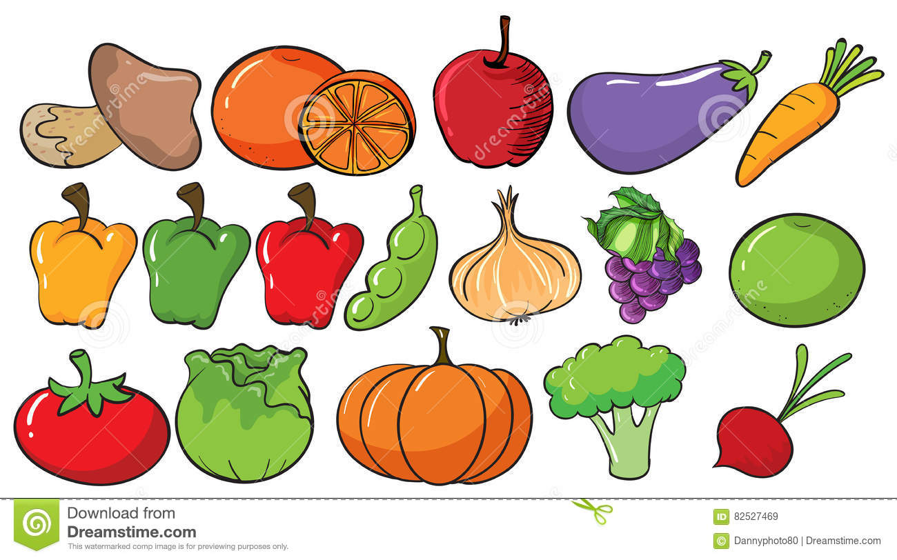 different types of tubers vegetables