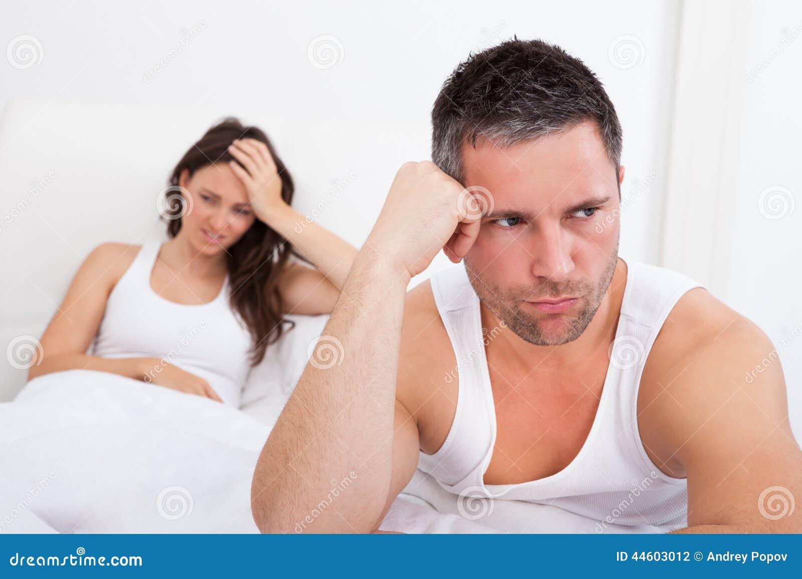 Сексуально разочарованные люди